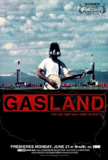cover van de documentairefilm Gasland