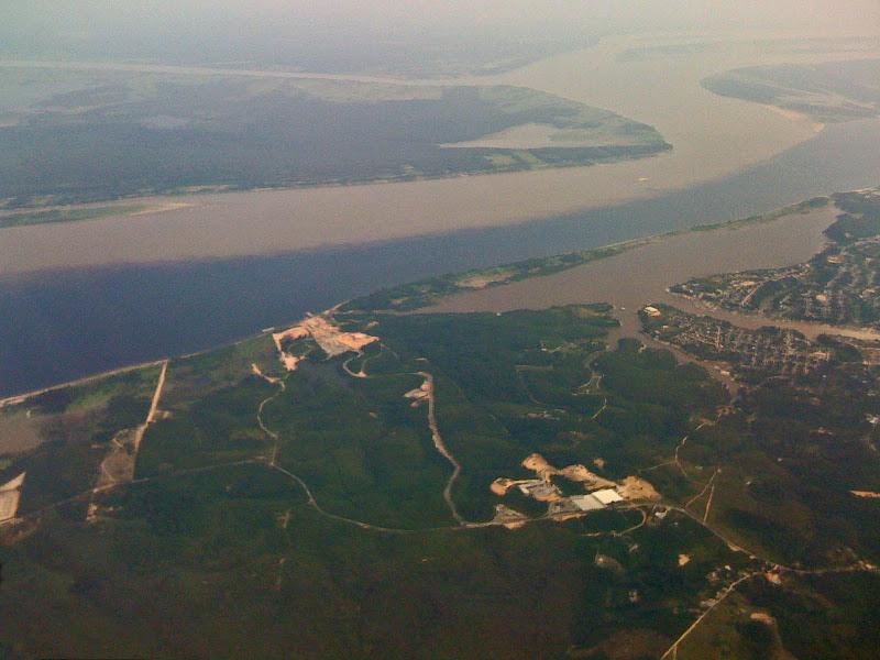Manaus - encontra das aguas