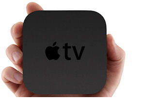 De Apple TV 2 is een klein apparaatje