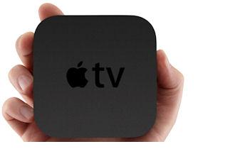 De Apple TV 2 is een klein apparaatje