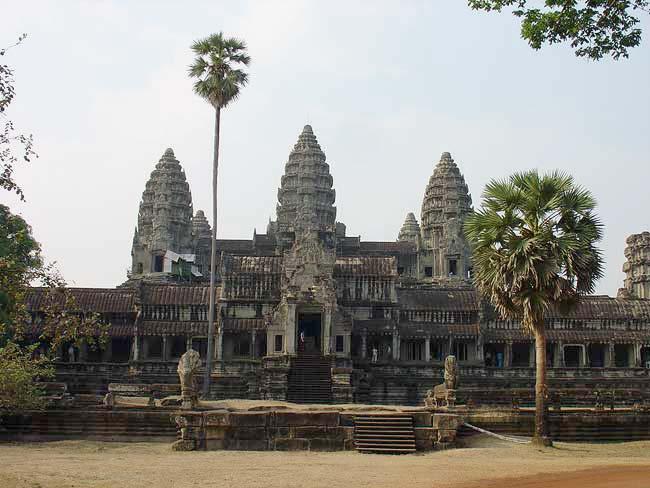 Angkor Wat - credit Madelon van de Water
