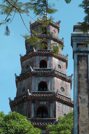 Hué in Vietnam