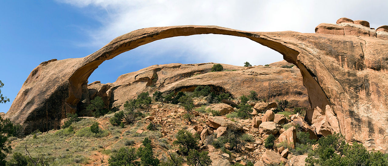 Arches NP - Arch Pano