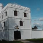 Fort Margherita in uching, Sarawak, Borneo, Maleisie