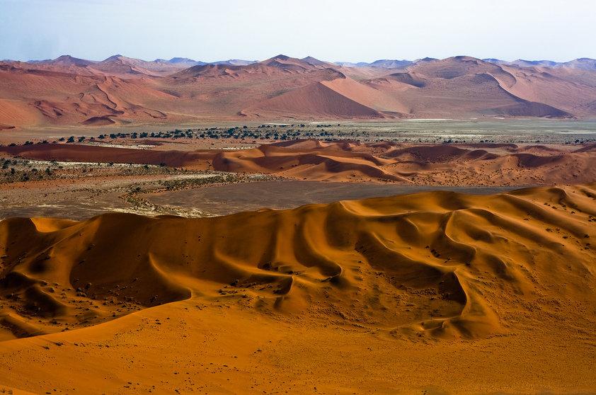 Dead Vlei in Namibie