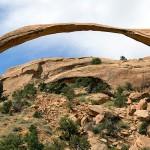 Bezoek aan Arches NP in Utah (met video)